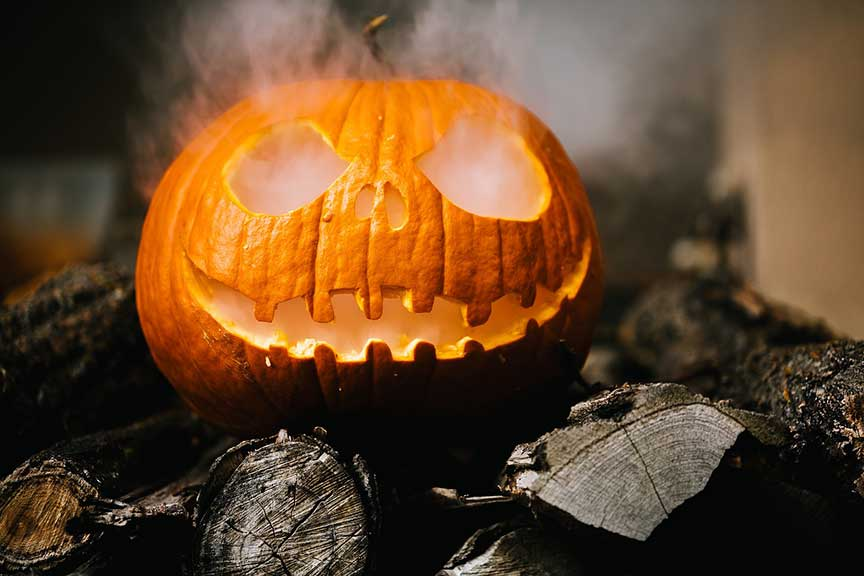Happy Halloween! Trick (sight word) or Treat (decodable word)?